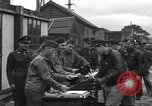 Image of airmen England, 1944, second 7 stock footage video 65675060359