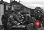 Image of airmen England, 1944, second 8 stock footage video 65675060359