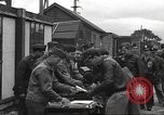 Image of airmen England, 1944, second 9 stock footage video 65675060359