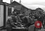 Image of airmen England, 1944, second 10 stock footage video 65675060359