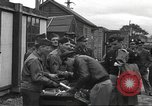 Image of airmen England, 1944, second 12 stock footage video 65675060359