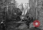 Image of crashed US Navy Blimp United States USA, 1943, second 2 stock footage video 65675060362
