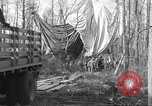 Image of crashed US Navy Blimp United States USA, 1943, second 10 stock footage video 65675060362