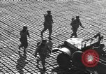 Image of United States troops Plymouth England, 1944, second 8 stock footage video 65675060365