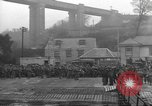 Image of amphibious troops Plymouth England, 1944, second 8 stock footage video 65675060368