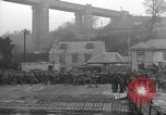 Image of amphibious troops Plymouth England, 1944, second 9 stock footage video 65675060368