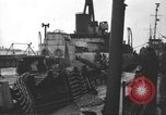 Image of Unites States Coast Guard 83 footer ship Normandy France, 1944, second 6 stock footage video 65675060371