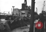 Image of Unites States Coast Guard 83 footer ship Normandy France, 1944, second 7 stock footage video 65675060371