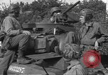 Image of 2nd French Armored Division Le Perray France, 1944, second 11 stock footage video 65675060375