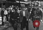 Image of Allied troops Paris France, 1944, second 9 stock footage video 65675060380