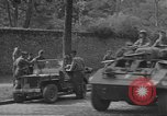 Image of French General Jacques Philippe Leclerc France, 1944, second 11 stock footage video 65675060382