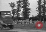 Image of United States soldiers Normandy France, 1944, second 4 stock footage video 65675060385