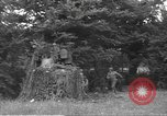 Image of United States soldiers Sainteny Normandy France, 1944, second 8 stock footage video 65675060386