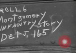 Image of Allied troops Carentan France, 1944, second 8 stock footage video 65675060387