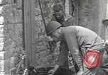 Image of Allied troops Carentan France, 1944, second 7 stock footage video 65675060388