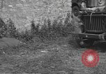 Image of Allied troops Carentan France, 1944, second 3 stock footage video 65675060389