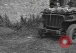 Image of Allied troops Carentan France, 1944, second 4 stock footage video 65675060389