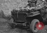 Image of Allied troops Carentan France, 1944, second 6 stock footage video 65675060389