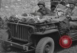 Image of Allied troops Carentan France, 1944, second 7 stock footage video 65675060389