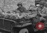 Image of Allied troops Carentan France, 1944, second 8 stock footage video 65675060389