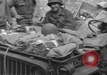 Image of Allied troops Carentan France, 1944, second 10 stock footage video 65675060389
