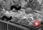 Image of Allied troops Carentan France, 1944, second 11 stock footage video 65675060389