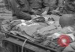 Image of Allied troops Carentan France, 1944, second 12 stock footage video 65675060389