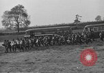 Image of 507th Regiment 82nd Airborne Division United Kingdom, 1944, second 7 stock footage video 65675060391