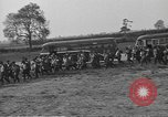 Image of 507th Regiment 82nd Airborne Division United Kingdom, 1944, second 10 stock footage video 65675060391