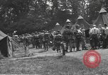 Image of 507th Regiment 82nd Airborne Division Tollerton England, 1944, second 8 stock footage video 65675060392