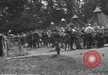 Image of 507th Regiment 82nd Airborne Division Tollerton England, 1944, second 10 stock footage video 65675060392