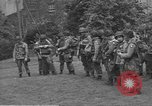 Image of 507th Regiment 82nd Airborne Division Tollerton England, 1944, second 2 stock footage video 65675060393
