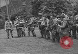 Image of 507th Regiment 82nd Airborne Division Tollerton England, 1944, second 4 stock footage video 65675060393