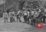 Image of 507th Regiment 82nd Airborne Division Tollerton England, 1944, second 5 stock footage video 65675060393