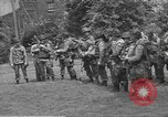 Image of 507th Regiment 82nd Airborne Division Tollerton England, 1944, second 8 stock footage video 65675060393
