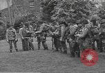 Image of 507th Regiment 82nd Airborne Division Tollerton England, 1944, second 9 stock footage video 65675060393