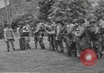 Image of 507th Regiment 82nd Airborne Division Tollerton England, 1944, second 10 stock footage video 65675060393