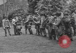 Image of 507th Regiment 82nd Airborne Division Tollerton England, 1944, second 11 stock footage video 65675060393