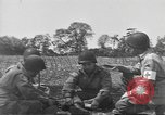 Image of United States soldiers United Kingdom, 1944, second 4 stock footage video 65675060398