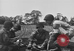 Image of United States soldiers United Kingdom, 1944, second 9 stock footage video 65675060398