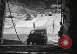 Image of Landing Ship Tank docked at  Falmouth England, 1944, second 7 stock footage video 65675060403