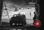 Image of Landing Ship Tank docked at  Falmouth England, 1944, second 8 stock footage video 65675060403