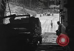 Image of Landing Ship Tank docked at  Falmouth England, 1944, second 10 stock footage video 65675060403