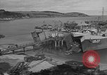 Image of U.S. Army Vehicles being loaded on LSTs before D-Day Falmouth England, 1944, second 3 stock footage video 65675060406