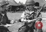 Image of 502nd Parachute Infantry Regiment, 101st Airborne Division England, 1944, second 1 stock footage video 65675060408