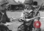 Image of 502nd Parachute Infantry Regiment, 101st Airborne Division England, 1944, second 2 stock footage video 65675060408