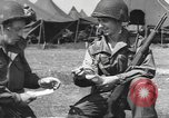 Image of 502nd Parachute Infantry Regiment, 101st Airborne Division England, 1944, second 3 stock footage video 65675060408
