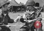 Image of 502nd Parachute Infantry Regiment, 101st Airborne Division England, 1944, second 4 stock footage video 65675060408