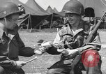 Image of 502nd Parachute Infantry Regiment, 101st Airborne Division England, 1944, second 5 stock footage video 65675060408