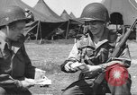 Image of 502nd Parachute Infantry Regiment, 101st Airborne Division England, 1944, second 6 stock footage video 65675060408